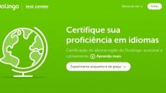 Site de ensino de idiomas realiza exame de certificação gratuito