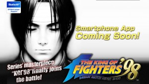 Clássico dos fliperamas, King of Fighters´98 chega para iOS e Android