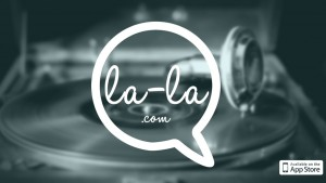 La-la: um WhatsApp que funciona apenas com música