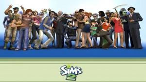 The Sims 2 está disponível para download gratuito na loja online da Electronic Arts