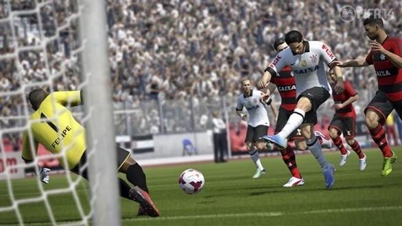 FIFA 15 não terá times do Campeonato Brasileiro