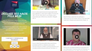 Comemoração de 25 anos da internet ganha Tumblr interativo