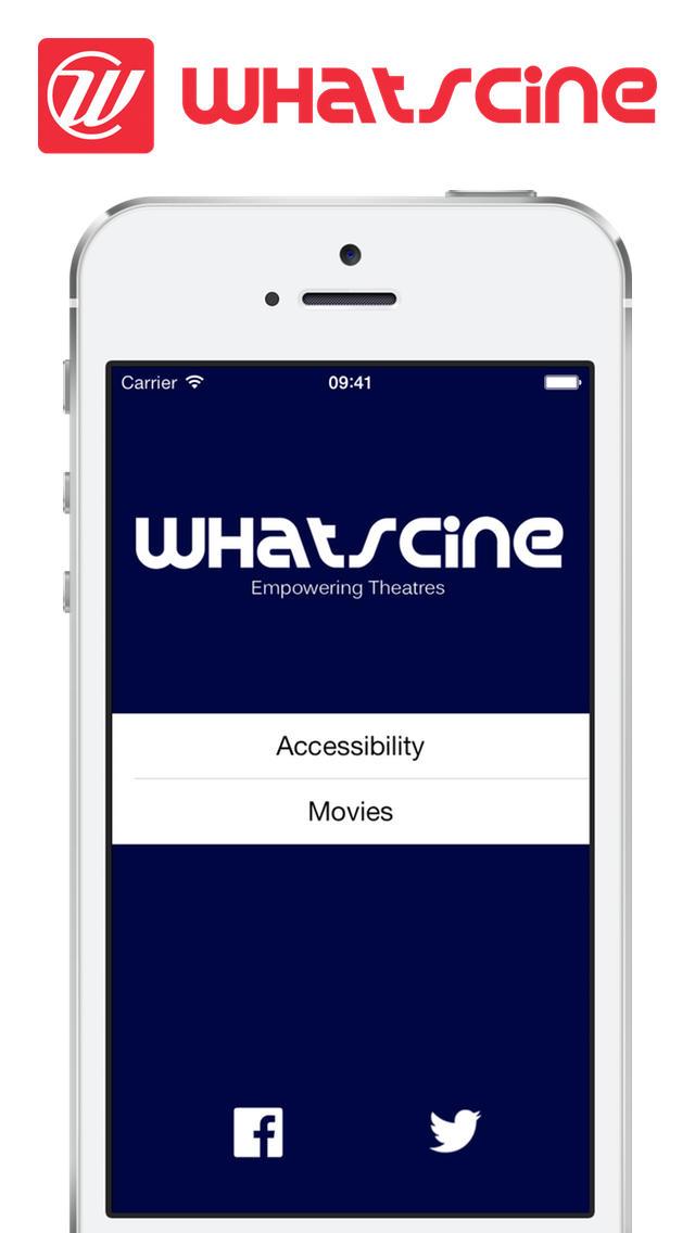 WhatsCine permite que deficientes audiovisuais frequentem salas de cinema