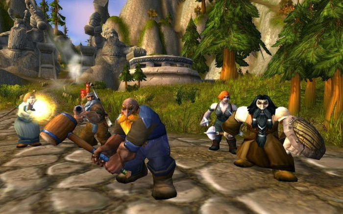 World of Warcraft gratis para PC