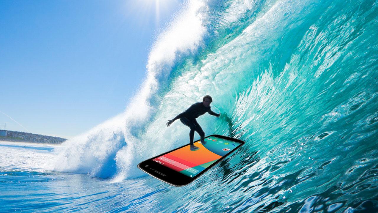 Caçando as ondas com o seu smartphone: os 6 melhores aplicativos para surfistas