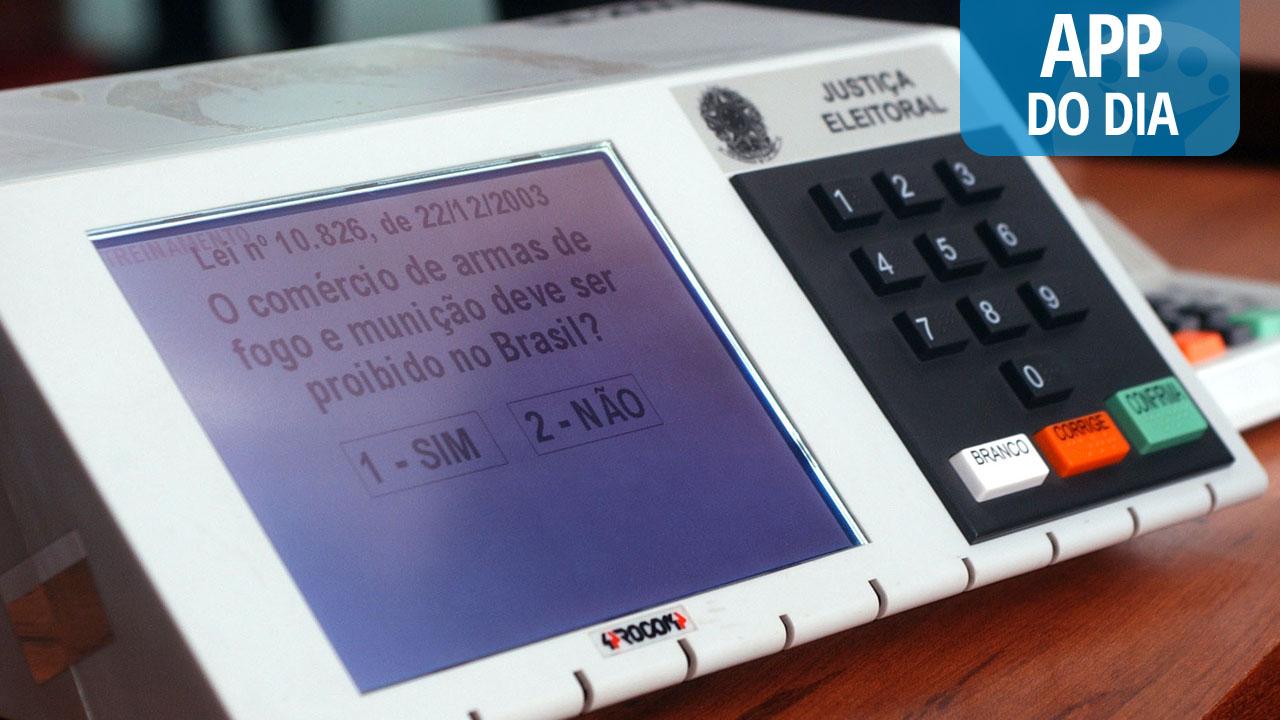App do dia: Voto x Veto faz teste cego com projetos de lei