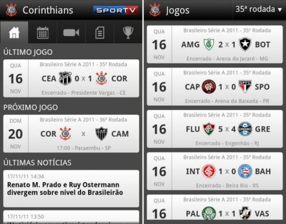 O Corinthians SportTV está focado no Timão