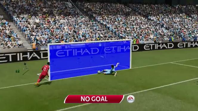 FIFA 15 incluirá a tecnologia da linha de gol