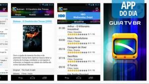 App do Dia: Guia TV BR põe ordem na programação da televisão