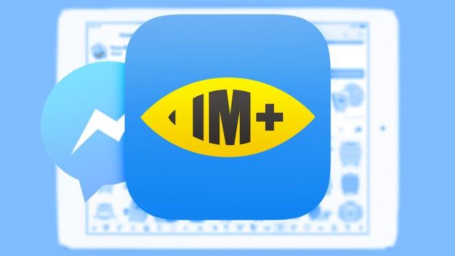 Use o IM+ para mandar mensagens no Facebook