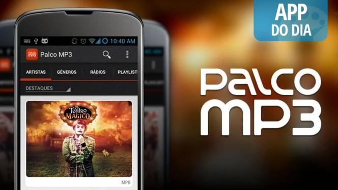 App do dia: Palco MP3 ajuda a descobrir novas bandas brasileiras