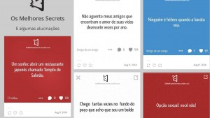 Secret será retirado do Google Play e App Store por determinação da justiça brasileira