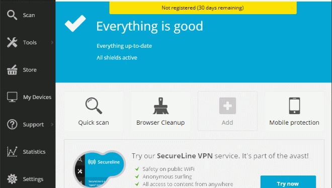 avast 2014 antivirus free
