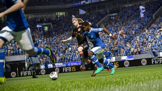 Gameplay do FIFA 15 mostra as melhorias do sistema de goleiros