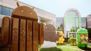 KitKat já responde por mais de 20% dos dispositivos Android no mundo