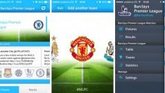 Apps para seguir os melhores campeonatos de futebol da Europa