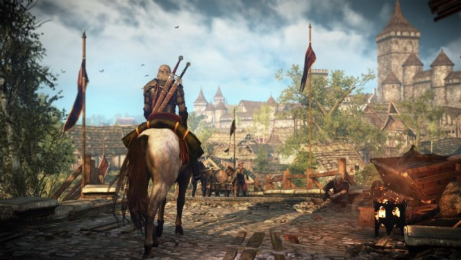 The Witcher 3 – gameplay de 35 minutos