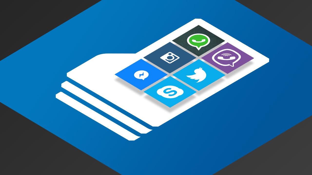 Descubra como organizar os aplicativos do Windows Phone em pastas