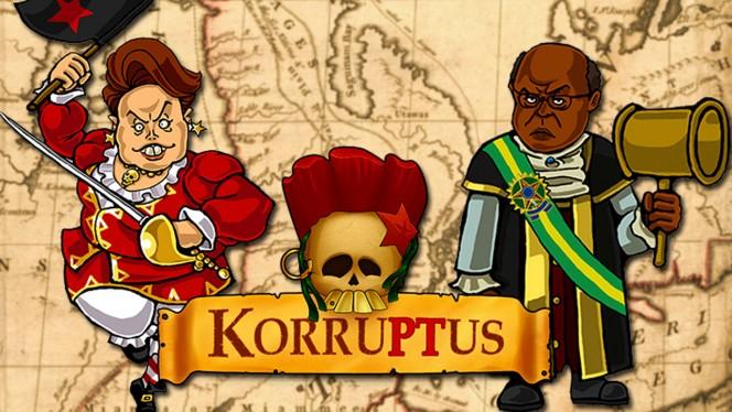 Korruptus: uma crítica à política brasileira em formato de jogo