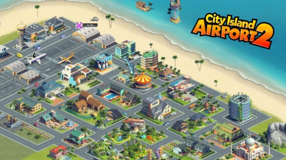 City Island Airport 2 para Android