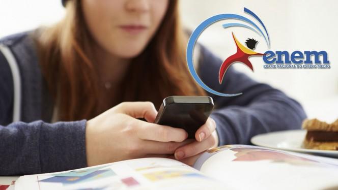 Faça simulados do ENEM no celular Android
