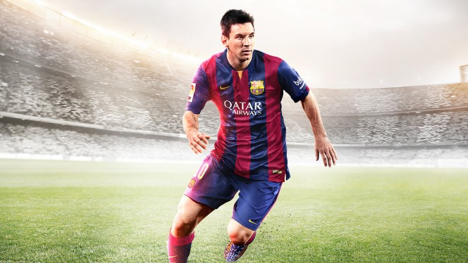 FIFA 15 capa