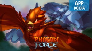 App do Dia: Phoenix Force é um brasileiro em território japonês