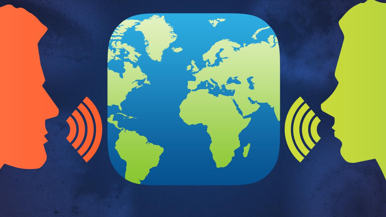 Cinco tradutores simultâneos indispensáveis para viajantes