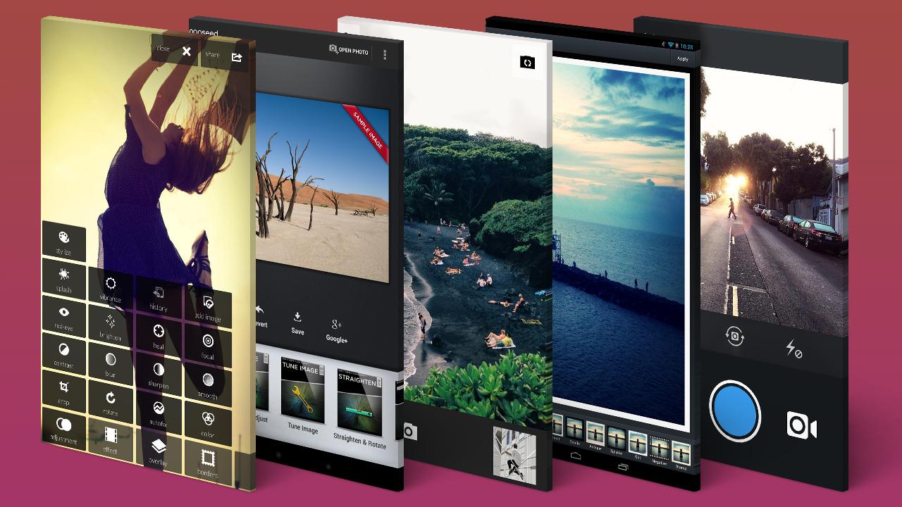Edição de fotos: testamos os 5 melhores aplicativos para dispositivos móveis