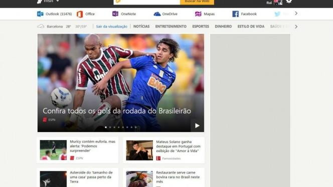 Portal MSN