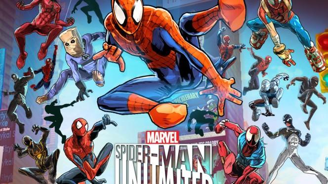 Spider Man sem limites – header