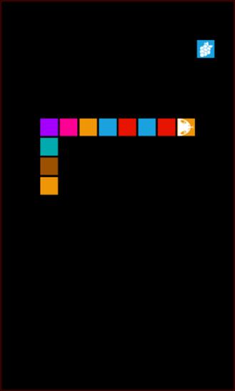 Tilesnake Windows Phone