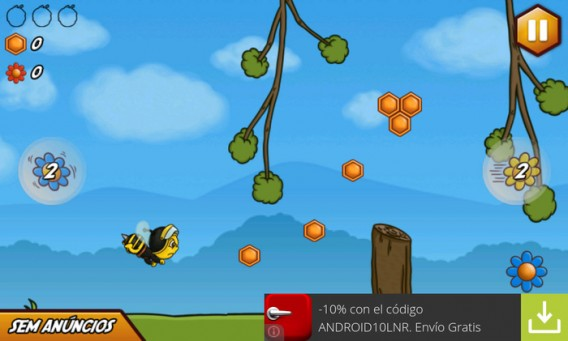 Bee Avenger para Android