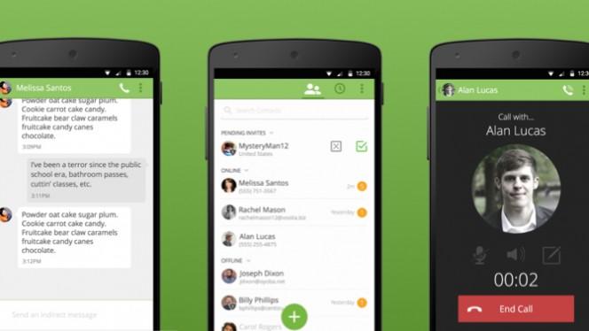 Telas do Bleep para Android