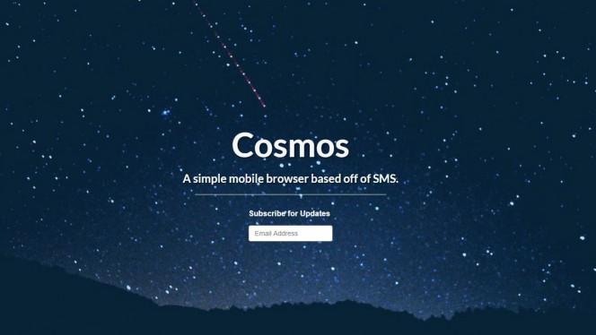 cosmos header
