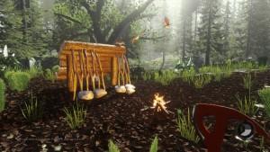Meus primeiros minutos no The Forest, um jogo que ensina a sobreviver