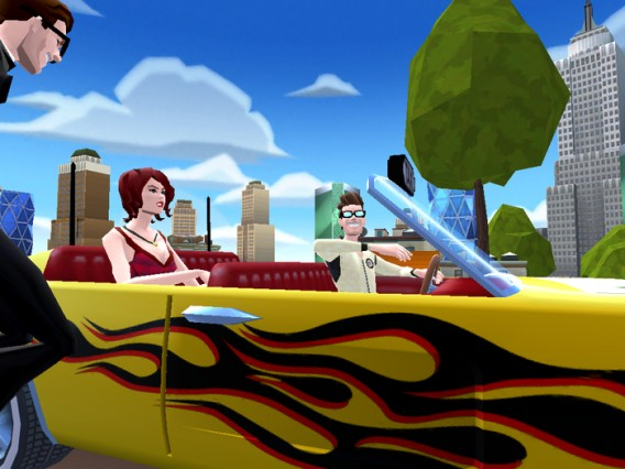 Crazy Taxi: City Rush para Android