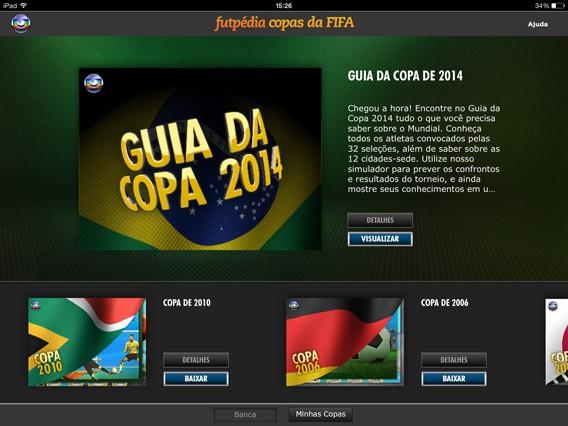 Futpédia traz a história de todas as Copas do Mundo