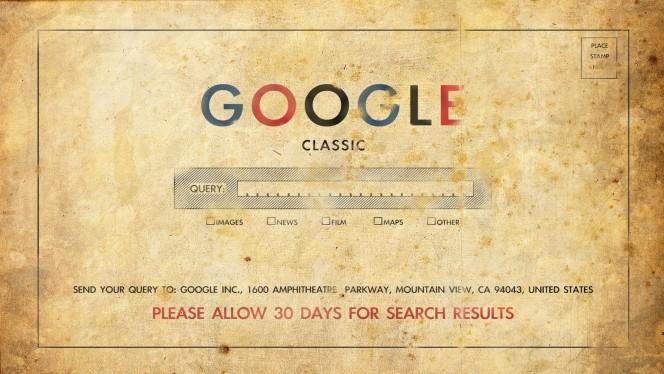 google retro