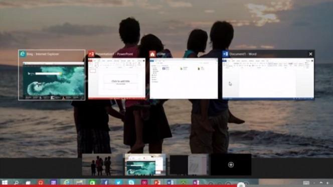 multitarefa windows 10