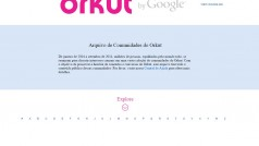"Google libera ""museu"" para as comunidades do Orkut"