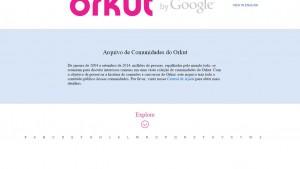 "Google libera ""museu"" para as comunidades do Orkut"