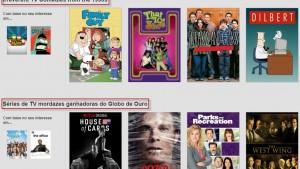 Como melhorar as sugestões automáticas da Netflix