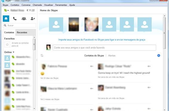 Skype, o melhor comunicador do mundo