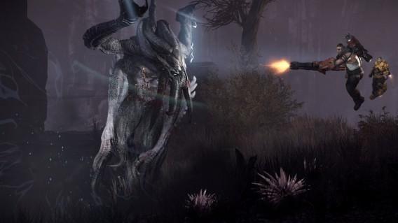 Evolve não apareceu na BGS 2014