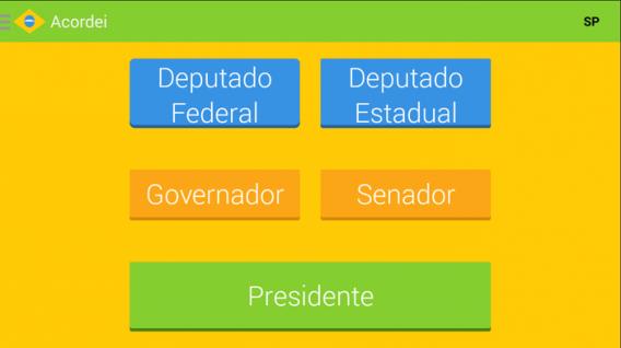 Acordei - Eleições 2014