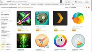 Loja de aplicativos da Amazon terá mais de R$ 300 em apps grátis até sábado