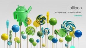 Google lança oficialmente o Android Lollipop 5.0