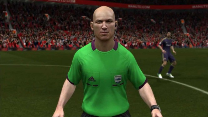 FIFA 15 juiz header