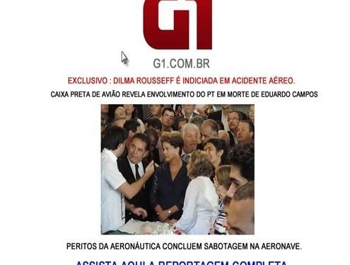 Golpe Dilma Roberto Campos